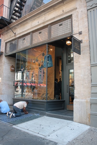 J Crew Men's Shop