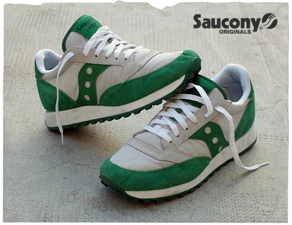 calzature saucony