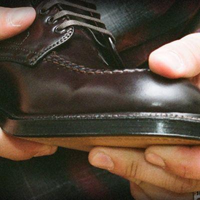Alden Work Boot