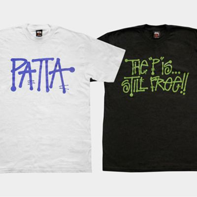Patta – Stussy collabo