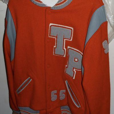 La giacchetta della scuola di Twin Peaks