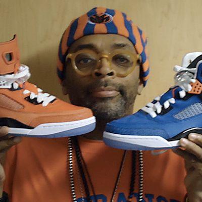 Spiz'Ike dei Knicks