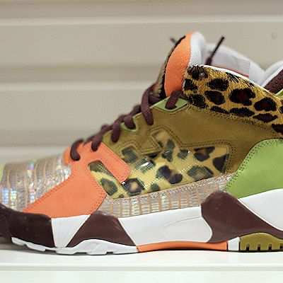 Jeremy Scott Mid Top Sneaker