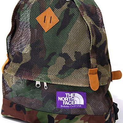 Zaino mimetico di TNF Purple Label