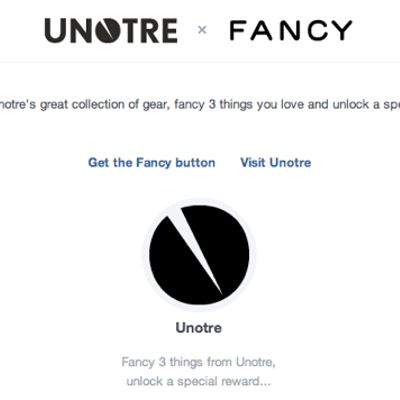 UNOTRE x The Fancy