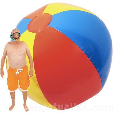 Palla gigante da spiaggia