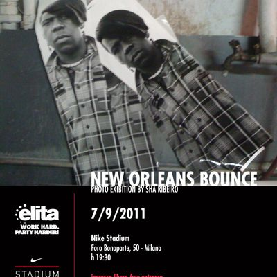 New Orleans Bounce by Sha