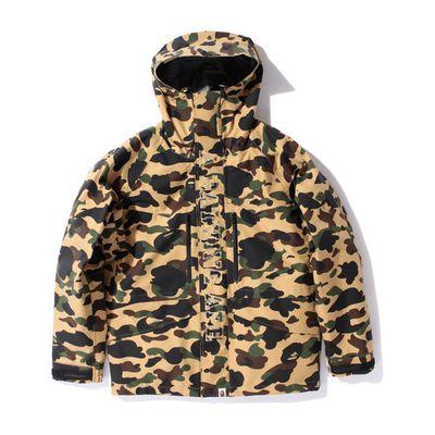 BAPE® Gore-Tex 1st Camo Jacket