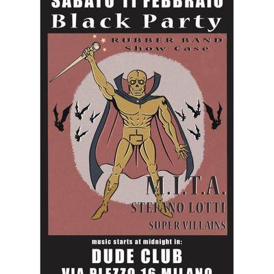Black Party III al Dude Club