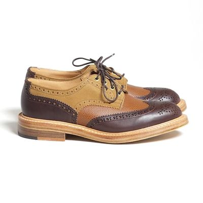 Trickers x Superdenim Crazy Brogue