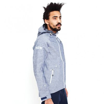 Nike Sportswear 3 Layer Chambray Laser Runner Jacket