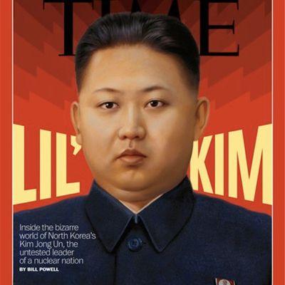 Lil Kim in copertina sul Time