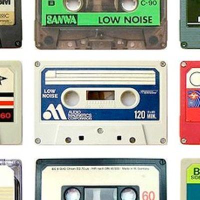 Cassette scratch.