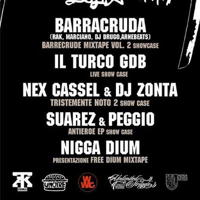 Ghost Dogz Night – Barracruda Live