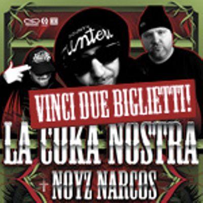 Vinci 2 biglietti per La Coka Nostra a Roma