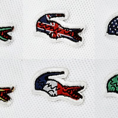 L27 Flag Collection by Lacoste