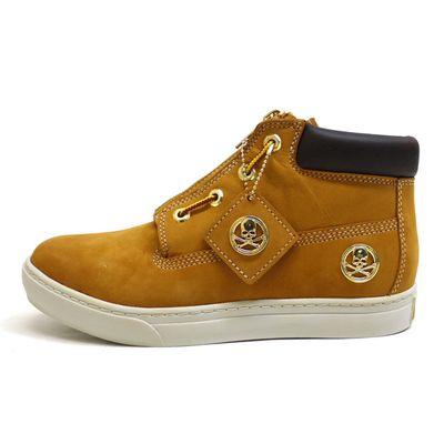 mastermind x Timberland Short Boots