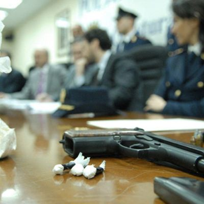 La droga, le armi e la stampante 3D