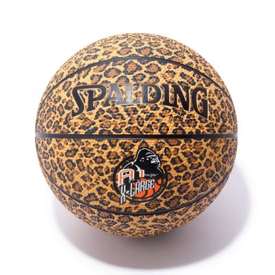 Palla da basket leopardata di XLARGE