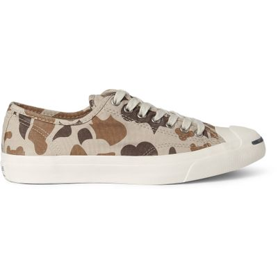 Converse Jack Purcell Duck Camo