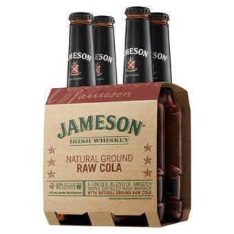 Jameson & Raw Cola