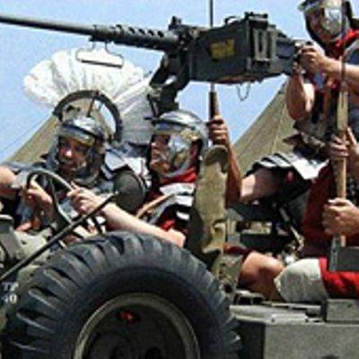 Sbirri coreani e tattiche romane