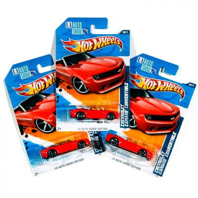 Chevrolet Camaro Hot Wheels Edition