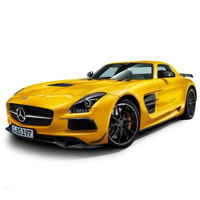 Mercedes-Benz SLS AMG Black Series MY2014