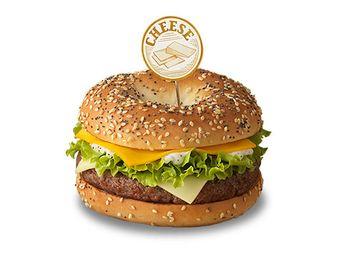 Bagel Burgers di McDonald's France