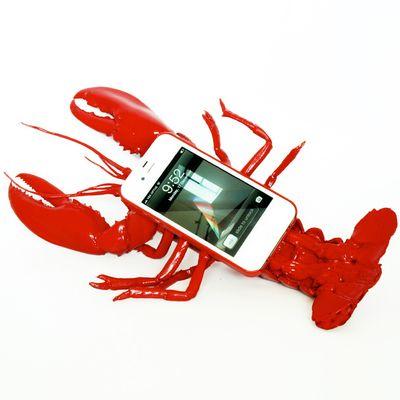 Case per iPhone aragosta