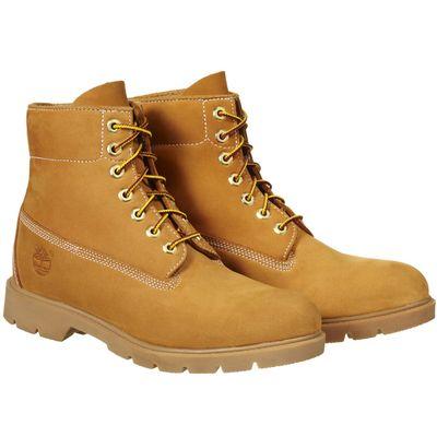 "Timberland Exclusive ""Collarless"" Yellow Boot"