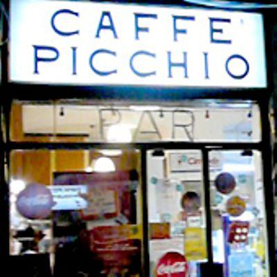 Bar tabacchi Caffè Picchio