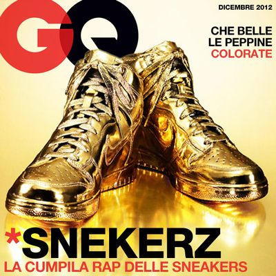 La cumpila del rap delle sneakers