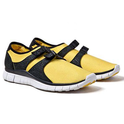 Nike Free Sock Racer (OG Yellow)