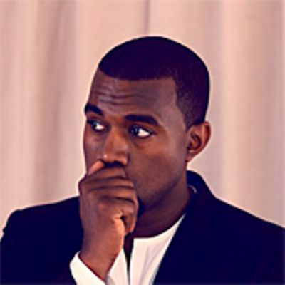 Speciale foto di Kanye West preso male da Kim Kardashian