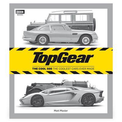 Il libro di Top Gear sulle 500 macchine top