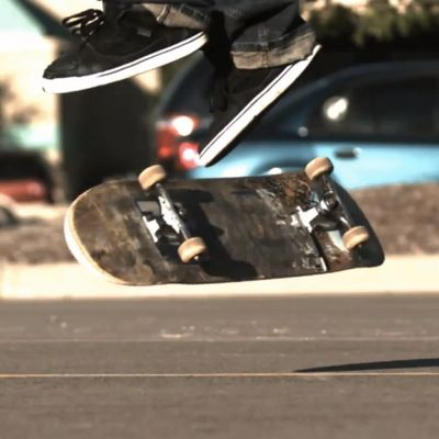 YouTube du jour: Skateology, i trick paura in slow motion