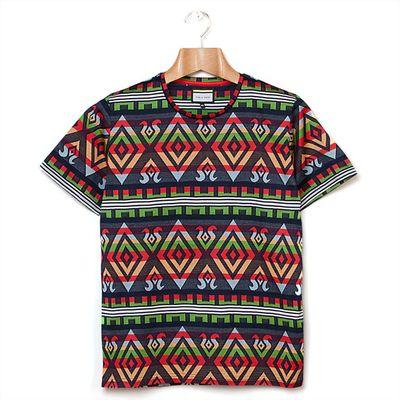 T-shirt in jacquard Tom & Hawk
