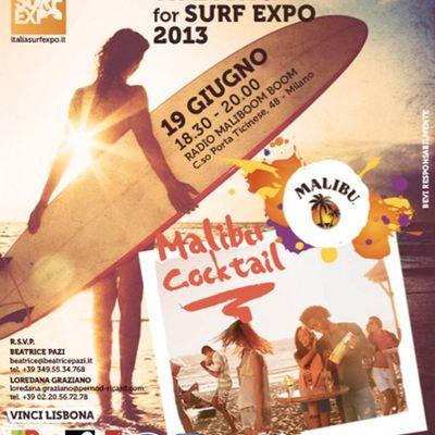Malibu x Surf Expo 2013