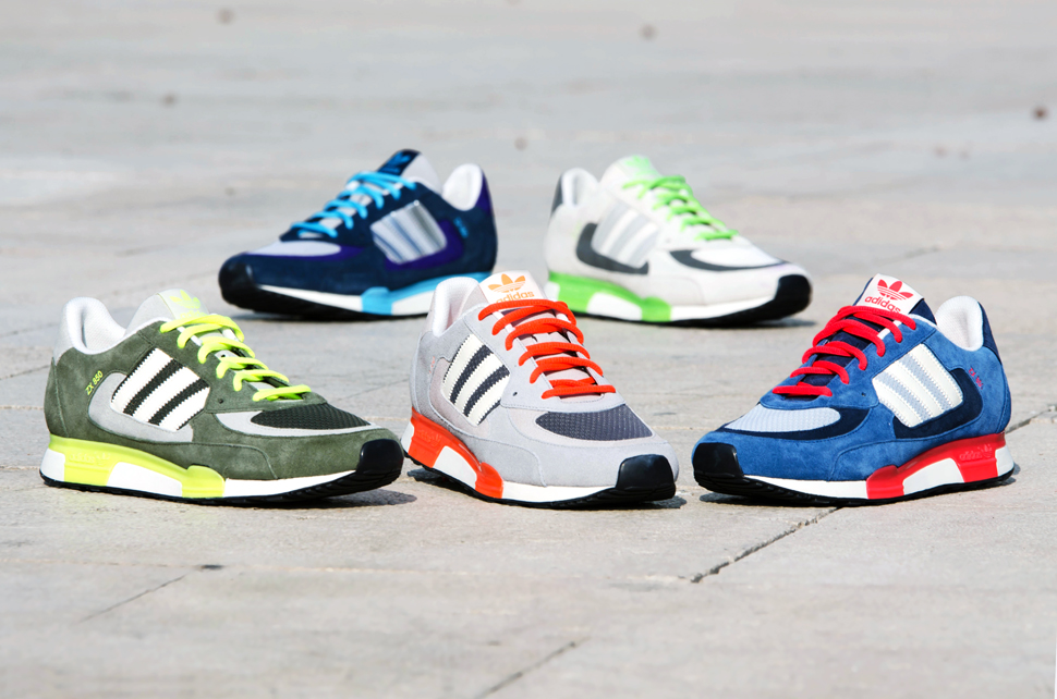 san francisco 33925 83bca scarpe adidas zx 850 zebrate