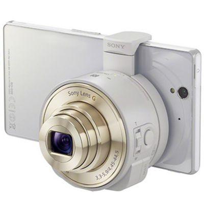 La lente wireless di Sony