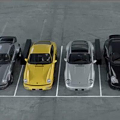 Suonare con le Porsche 911