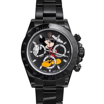 Il Daytona con Mickey Mouse
