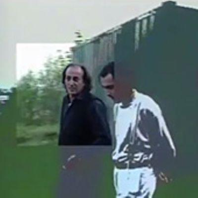 Spezzoni di documentario vintage su Massimo Osti
