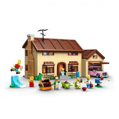 Il LEGO dei Simpson
