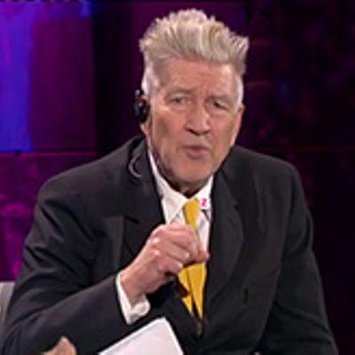 David Lynch da Fazio a Che Tempo Che Fa