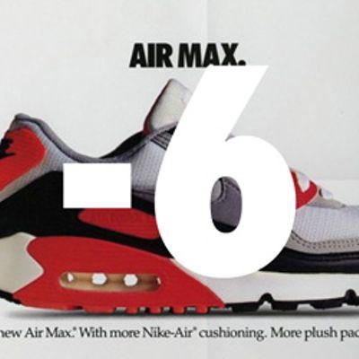 Air Max Day countdown: Air Max 90