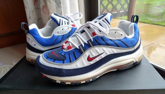 modelli scarpe nike anni 90