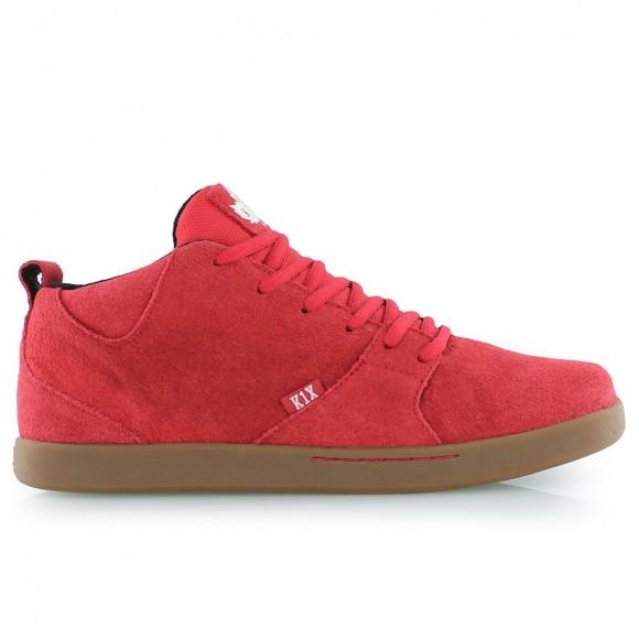 K1X Shn1tzel LE Gum Red