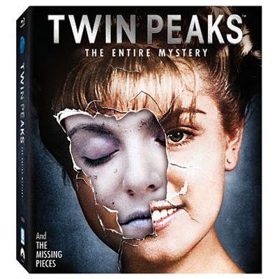 Il box di Twin Peaks blu-ray con le scene inedite di Fire Walk With Me